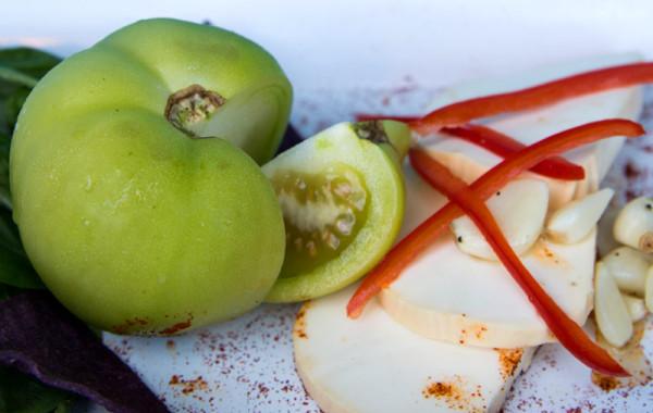 Tomato & Mozzarella – $9.95
