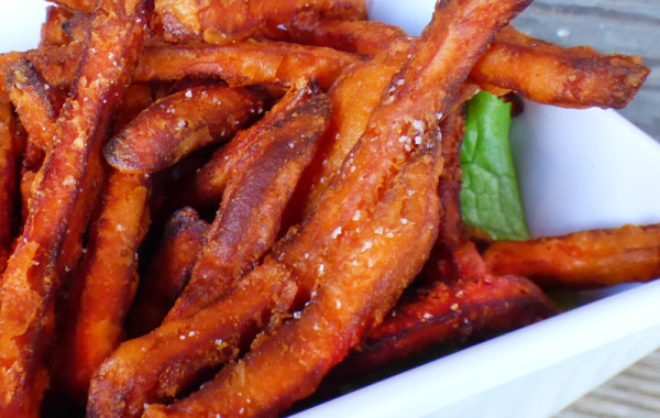 Sweet Potato Fries – $3